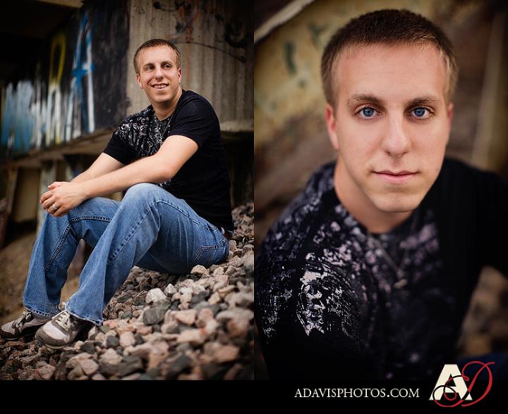 Frisco Senior Portraits by Allison Davis Photography North Dallas  Senior Portrait Photographer