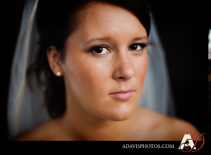 Dallas Wedding Bridal Portraits at the McKinney Cotton Mill by Frisco Wedding Photographer Allison Davis Photography