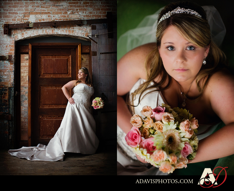 Ashley C Bridal Portraits McKinney Cotton Mill 06 Ashley: Bridal Portraits at the McKinney Cotton Mill
