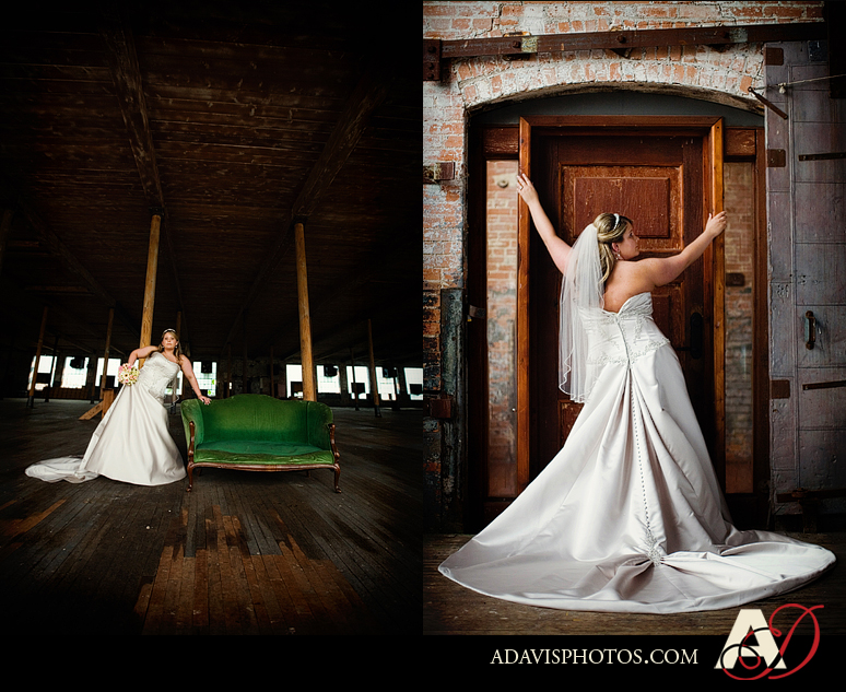 Ashley C Bridal Portraits McKinney Cotton Mill 07 Ashley: Bridal Portraits at the McKinney Cotton Mill