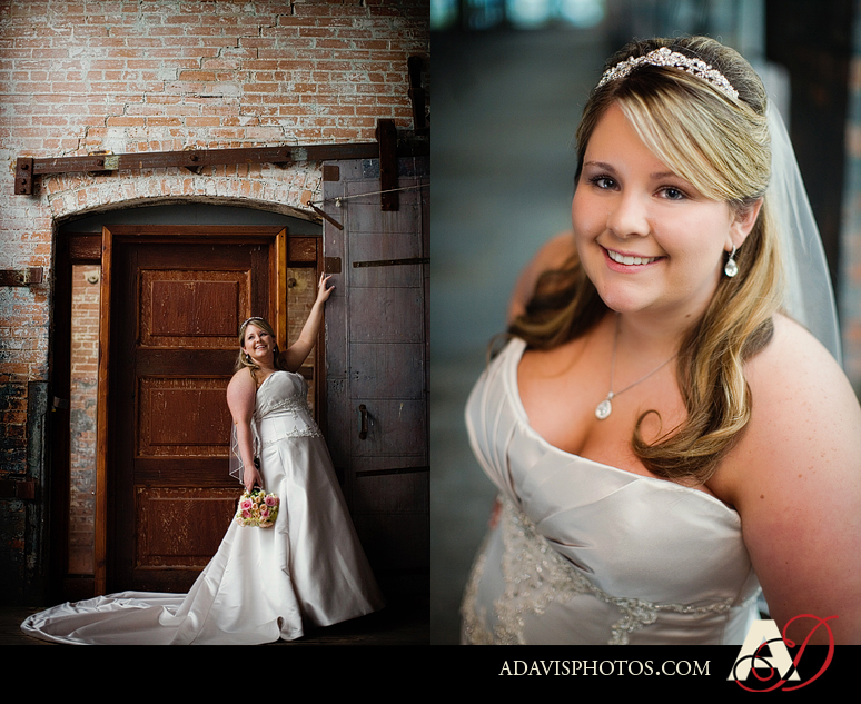 Ashley C Bridal Portraits McKinney Cotton Mill 08 Ashley: Bridal Portraits at the McKinney Cotton Mill