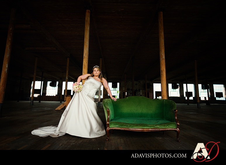 Ashley C Bridal Portraits McKinney Cotton Mill 11 Ashley: Bridal Portraits at the McKinney Cotton Mill