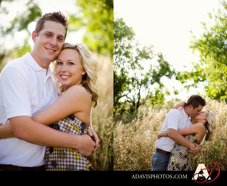 KaciCody Dallas Engagement Portraits 05 Kaci + Cody: Dallas Engagement Portraits