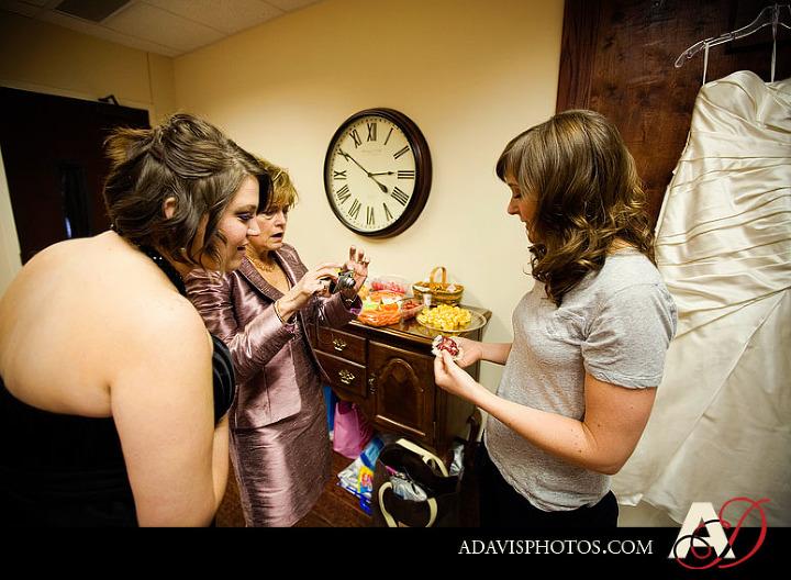 North Texas Wedding at The Heights Baptist Church in Richardson by Dallas Wedding Photographer Allison Davis Photography