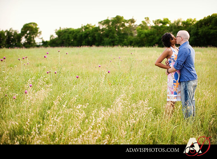 Romantic & Modern Engagement portraits by McKinney Texas Wedding Photography Allison Davis Photography