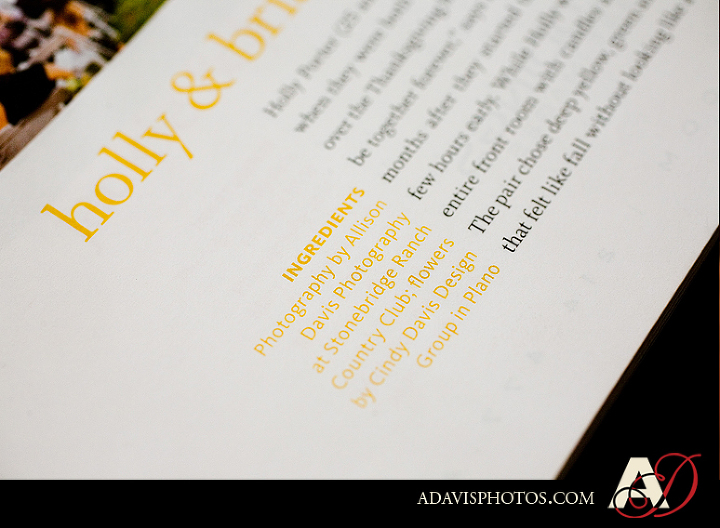 Dallas Wedding Photographer Allison Davis Photography featured in The Knot Magazine