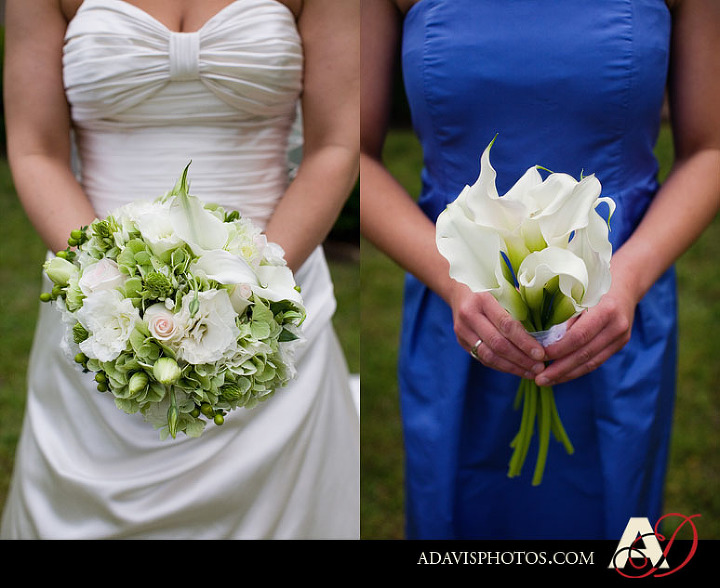 Flowers from a Dallas Wedding at The Village Church in Dallas by Plano Wedding Photographer Allison Davis Photography