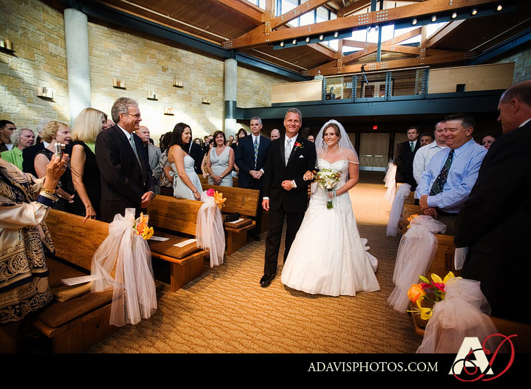 KateJon Dallas Wedding Watermark Community Church Coyote Ridge Country