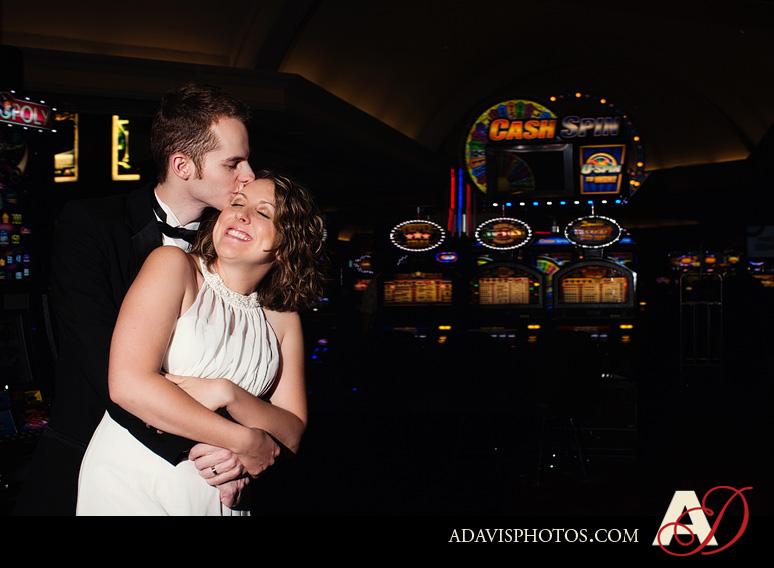 SarahBethChris LasVegas Wedding Portraits Dallas Wedding Photographer Allison Davis Photography 031 Sarah Beth + Chris: Bride & Groom Portraits in Las Vegas