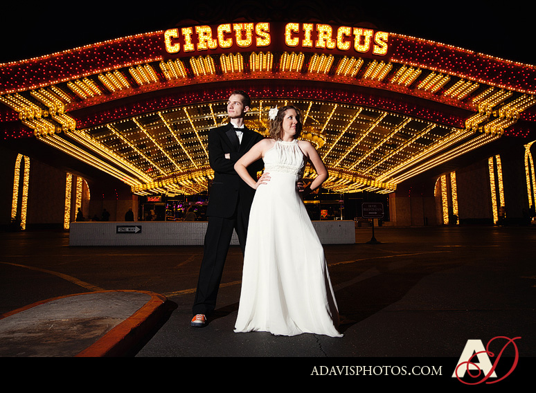 SarahBethChris LasVegas Wedding Portraits Dallas Wedding Photographer Allison Davis Photography 061 Sarah Beth + Chris: Bride & Groom Portraits in Las Vegas