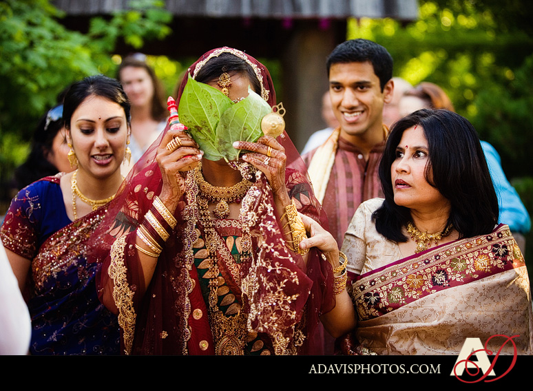 Indian American Wedding Fort Worth Botanical Gardens by Dallas Wedding Photographer Allison Davis Photography 49 Pia & Kent: Wedding at the Japanese Gardens in Fort Worth {Part 2}