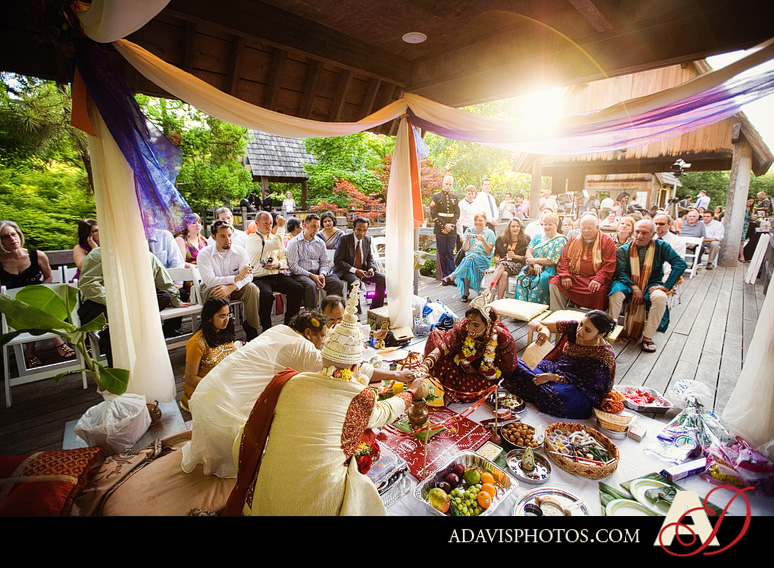 Indian American Wedding Fort Worth Botanical Gardens by Dallas Wedding Photographer Allison Davis Photography 52 Pia & Kent: Wedding at the Japanese Gardens in Fort Worth {Part 2}