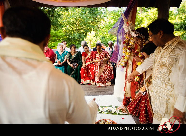 Indian American Wedding Fort Worth Botanical Gardens by Dallas Wedding Photographer Allison Davis Photography 55 Pia & Kent: Wedding at the Japanese Gardens in Fort Worth {Part 2}