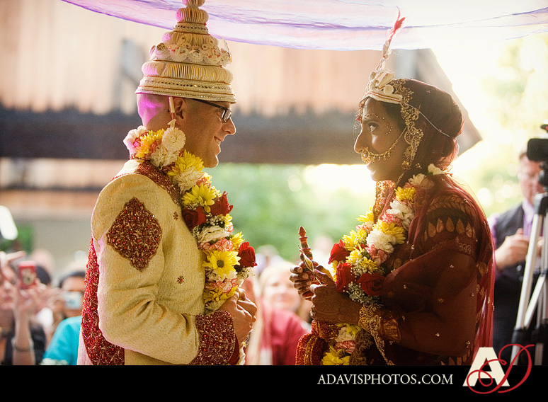 Indian American Wedding Fort Worth Botanical Gardens by Dallas Wedding Photographer Allison Davis Photography 56 Pia & Kent: Wedding at the Japanese Gardens in Fort Worth {Part 2}