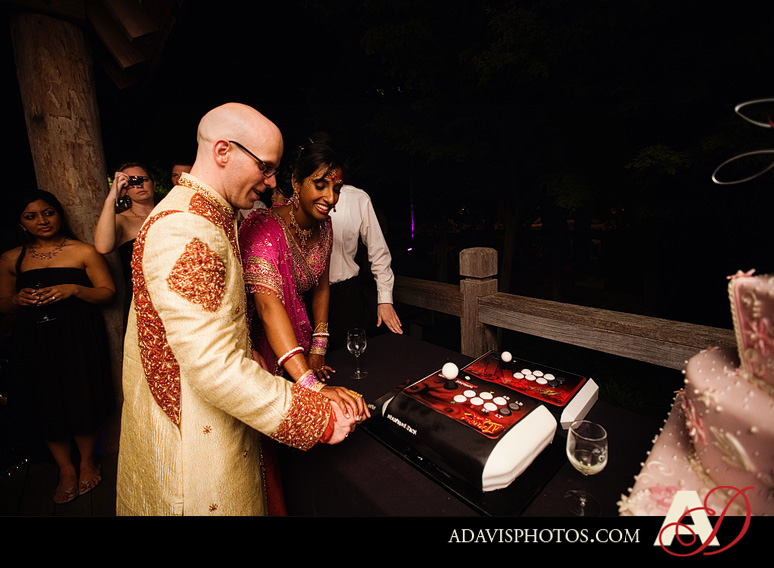 Indian American Wedding Fort Worth Botanical Gardens by Dallas Wedding Photographer Allison Davis Photography 74 Pia & Kent: Wedding at the Japanese Gardens in Fort Worth {Part 2}