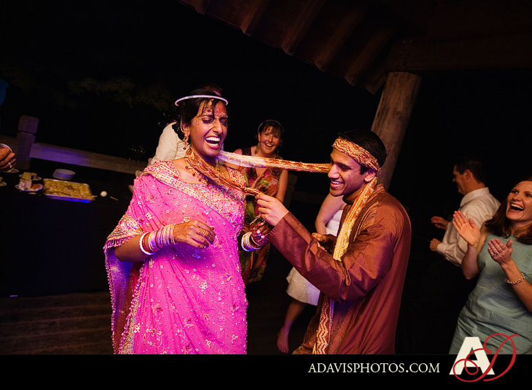 Indian American Wedding Fort Worth Botanical Gardens by Dallas Wedding Photographer Allison Davis Photography 78 Pia & Kent: Wedding at the Japanese Gardens in Fort Worth {Part 2}