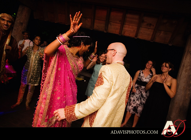 Indian American Wedding Fort Worth Botanical Gardens by Dallas Wedding Photographer Allison Davis Photography 79 Pia & Kent: Wedding at the Japanese Gardens in Fort Worth {Part 2}