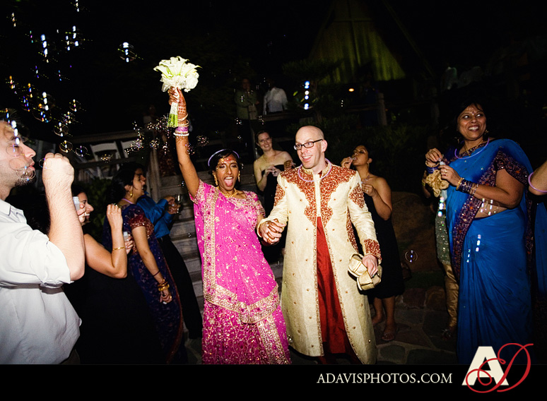 Indian American Wedding Fort Worth Botanical Gardens by Dallas Wedding Photographer Allison Davis Photography 83 Pia & Kent: Wedding at the Japanese Gardens in Fort Worth {Part 2}