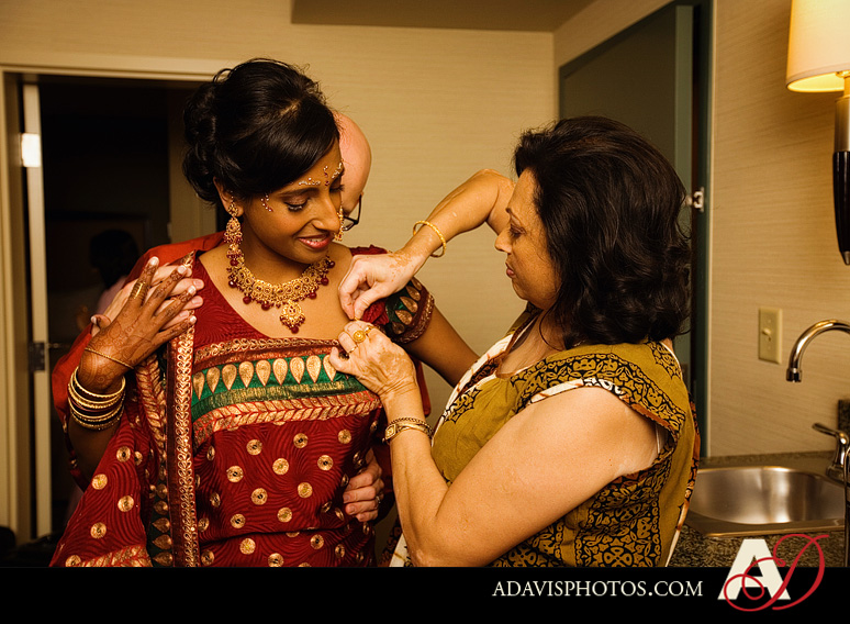 Indian American Wedding Marty Leonard Chapel by Dallas Wedding Photographer Allison Davis Photography 31 Pia & Kent: Wedding at the Japanese Gardens in Fort Worth {Part 2}