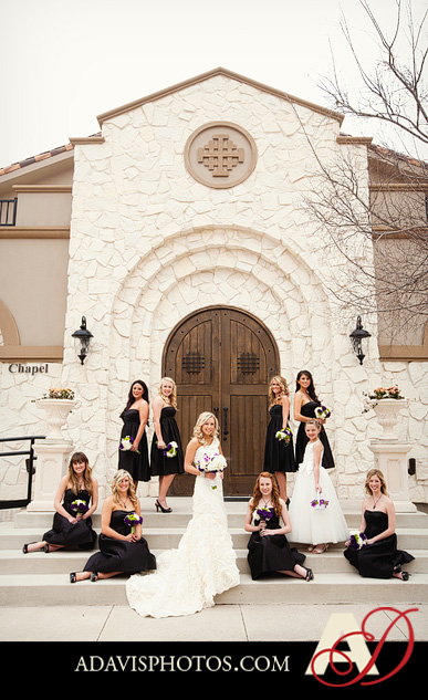 KaciCody Wedding at the Piazza in the Village by Dallas Wedding Photographer Allison Davis Photography 016 Kaci & Cody: Wedding at the Piazza in the Village {Part 1}