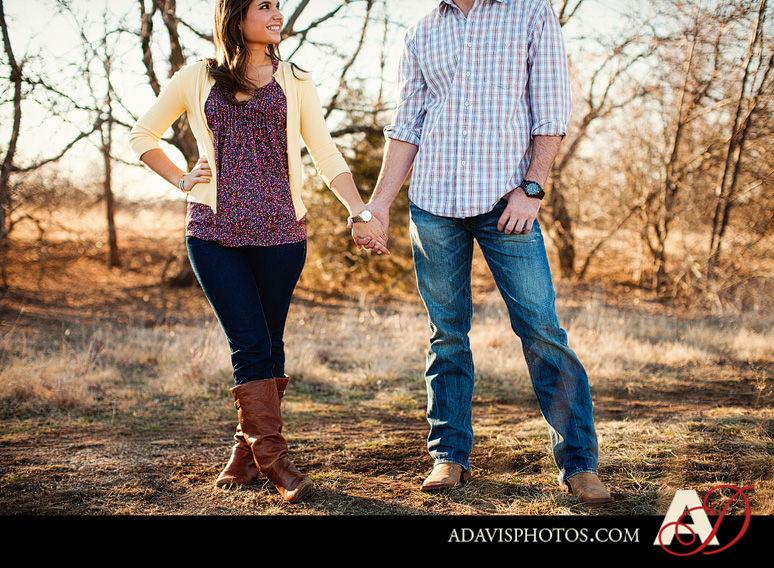 KaliKyle Dallas Engagement Portraits by Allison Davis Photography 26 Kali & Kyle: Engagement Portraits at the Shops at Legacy & The Arbor Hills Nature Preserve