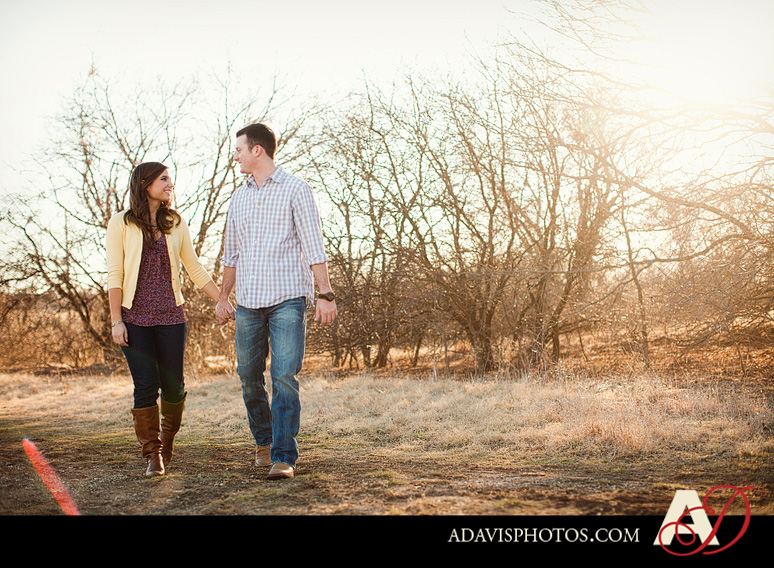 KaliKyle Dallas Engagement Portraits by Allison Davis Photography 28 Kali & Kyle: Engagement Portraits at the Shops at Legacy & The Arbor Hills Nature Preserve