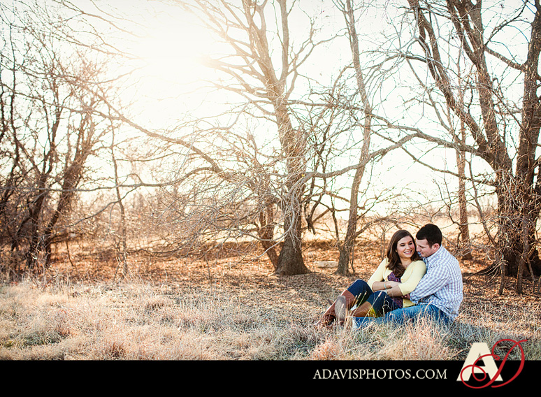 KaliKyle Dallas Engagement Portraits by Allison Davis Photography 29 Kali & Kyle: Engagement Portraits at the Shops at Legacy & The Arbor Hills Nature Preserve