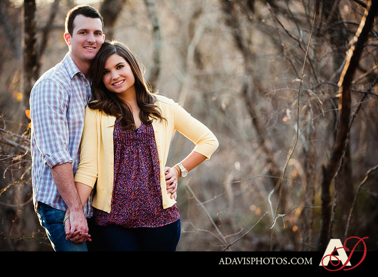 KaliKyle Dallas Engagement Portraits by Allison Davis Photography 32 Kali & Kyle: Engagement Portraits at the Shops at Legacy & The Arbor Hills Nature Preserve