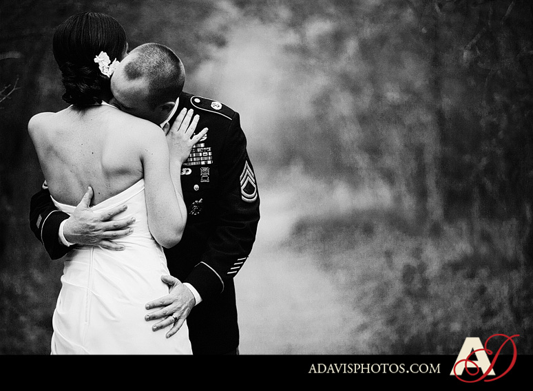 Lauren & Jimmy: Dallas Bride & Groom Portraits