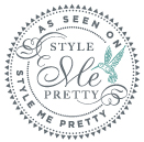 As seen SMP Featured Wedding on Style Me Pretty Texas: Kaitlin & Sam