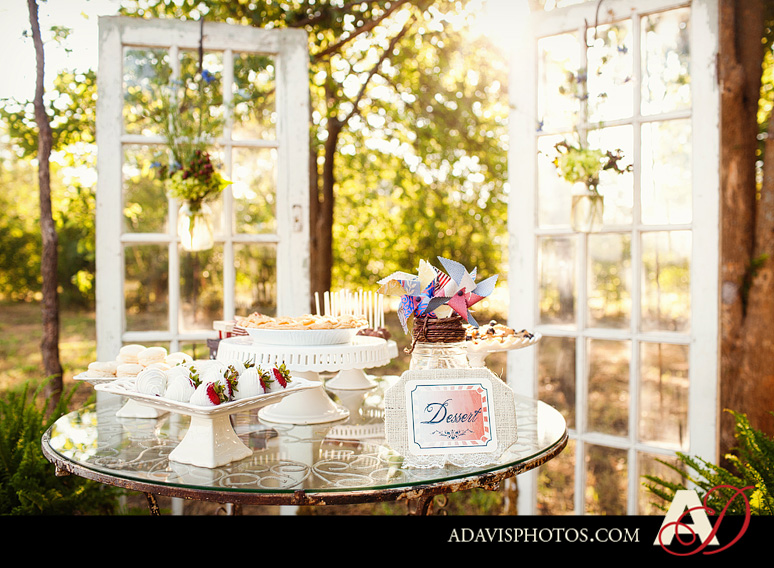 Americana Bridal Session byAllisonDavisPhotography 191 Jessica: Americana Styled Bridal Session at the Milestone in Denton