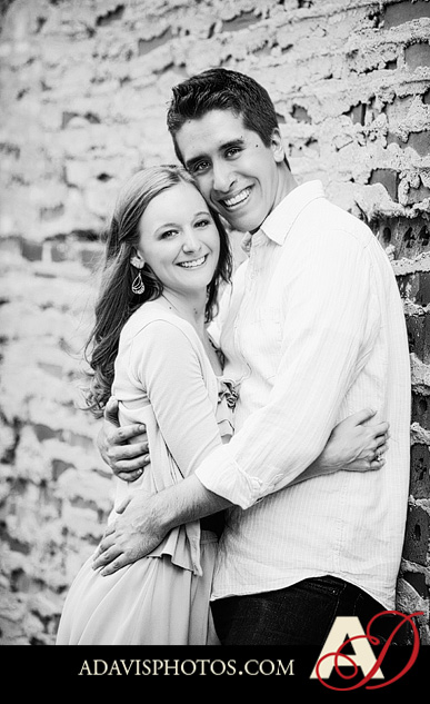 ClaireJeremy FortWorth EngagementPortraits byAllisonDavisPhotography 025 Claire + Jeremy: Engagement Portraits at the Japanese Gardens & Downtown Fort Worth
