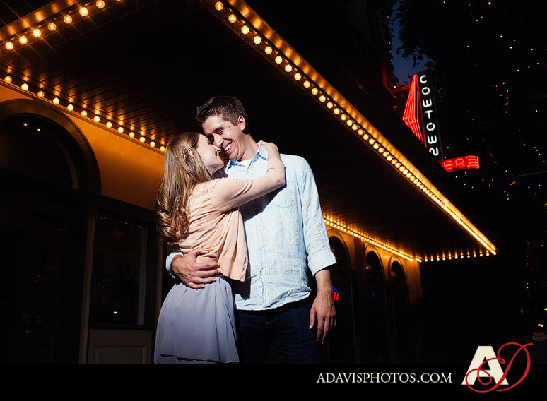 ClaireJeremy FortWorth EngagementPortraits byAllisonDavisPhotography 031 Claire + Jeremy: Engagement Portraits at the Japanese Gardens & Downtown Fort Worth