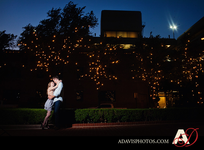 ClaireJeremy FortWorth EngagementPortraits byAllisonDavisPhotography 032 Claire + Jeremy: Engagement Portraits at the Japanese Gardens & Downtown Fort Worth