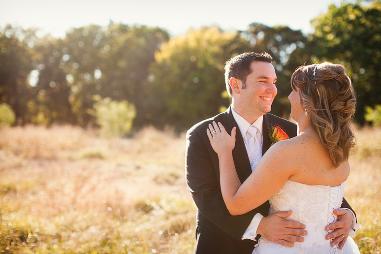 romantic and elegant bride and groom portraits in Dallas by allison davis photography