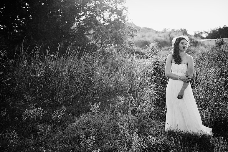 country bridal portraits in fort worth texas by Allison Davis photography