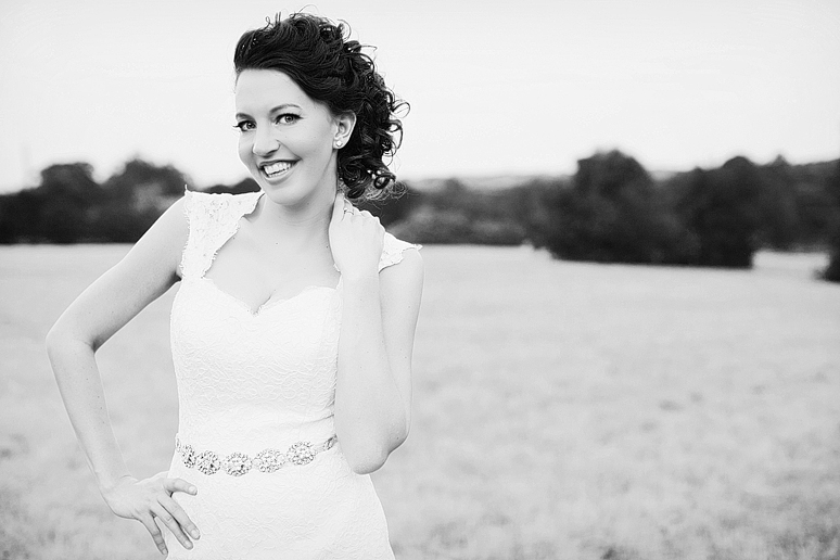 white rock lake bridal portraits by Allison Davis Photography
