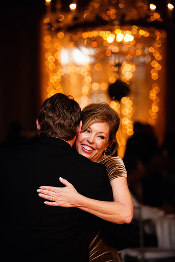 mother son wedding dance at the fort worth lcub