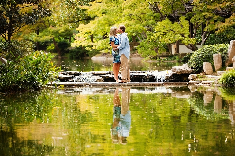Awesome Mandie U0026 Brad: Engagement Portraits At The Japanese Gardens U0026 Downtown Fort  Worth {Dallas Wedding Photography}