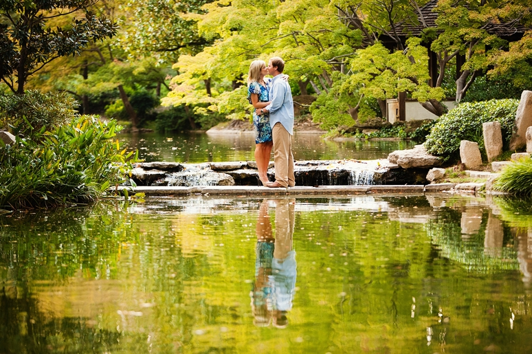 Attrayant Mandie U0026 Brad: Engagement Portraits At The Japanese Gardens U0026 Downtown Fort  Worth {Dallas Wedding Photography} | San Diego Wedding Photographer Allison  ...