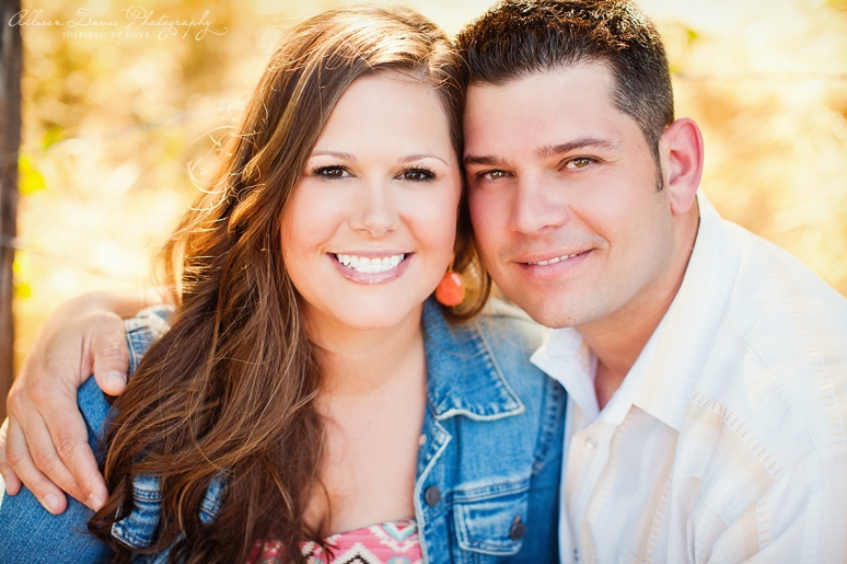Kendall Mike Country Engagement Portraits byAllisonDavisPhotography  011 <span>Kendall & Mike:</span><br/>Country Rustic Engagement Portraits in Prosper<br/>{Dallas Wedding Photographer}