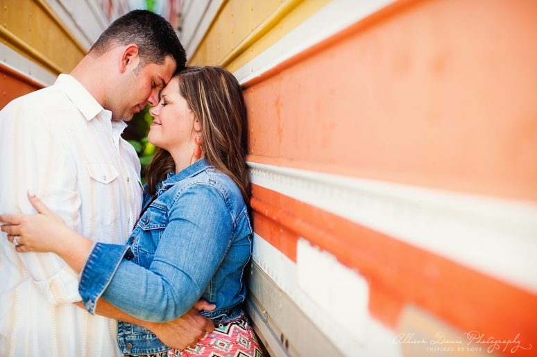Kendall Mike Country Engagement Portraits byAllisonDavisPhotography  015 <span>Kendall & Mike:</span><br/>Country Rustic Engagement Portraits in Prosper<br/>{Dallas Wedding Photographer}
