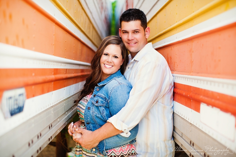 Kendall Mike Country Engagement Portraits byAllisonDavisPhotography  016 <span>Kendall & Mike:</span><br/>Country Rustic Engagement Portraits in Prosper<br/>{Dallas Wedding Photographer}