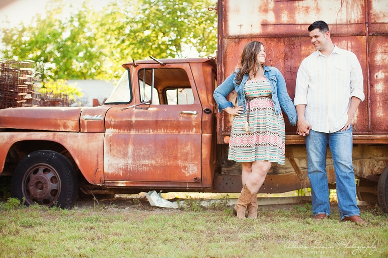 Kendall Mike Country Engagement Portraits byAllisonDavisPhotography  018 <span>Kendall & Mike:</span><br/>Country Rustic Engagement Portraits in Prosper<br/>{Dallas Wedding Photographer}