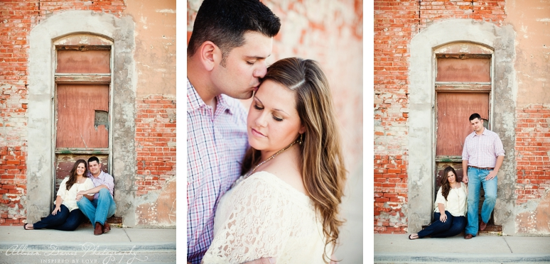 Kendall Mike Country Engagement Portraits byAllisonDavisPhotography  021 <span>Kendall & Mike:</span><br/>Country Rustic Engagement Portraits in Prosper<br/>{Dallas Wedding Photographer}