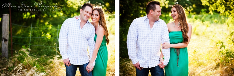 Stefanie Ben Couple Portraits Prosper Texas Dallas Wedding Photography byAllisonDavisPhotography 0020 <span>Stefanie & Ben:</span><br/>Couple Portraits in Prosper, Texas<br/>{Dallas Wedding Photographer}