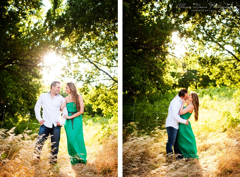 Stefanie Ben Couple Portraits Prosper Texas Dallas Wedding Photography byAllisonDavisPhotography 0022 <span>Stefanie & Ben:</span><br/>Couple Portraits in Prosper, Texas<br/>{Dallas Wedding Photographer}