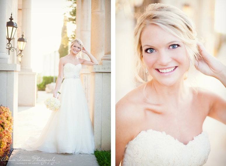 Kellie Bridal Portraits McKinney Adriatica Dallas Wedding photographer Allison Davis Photography  006 <span>Kellie:</span><br/>Bridal Portraits at Adriatica<br/>{Dallas Wedding Photographer}