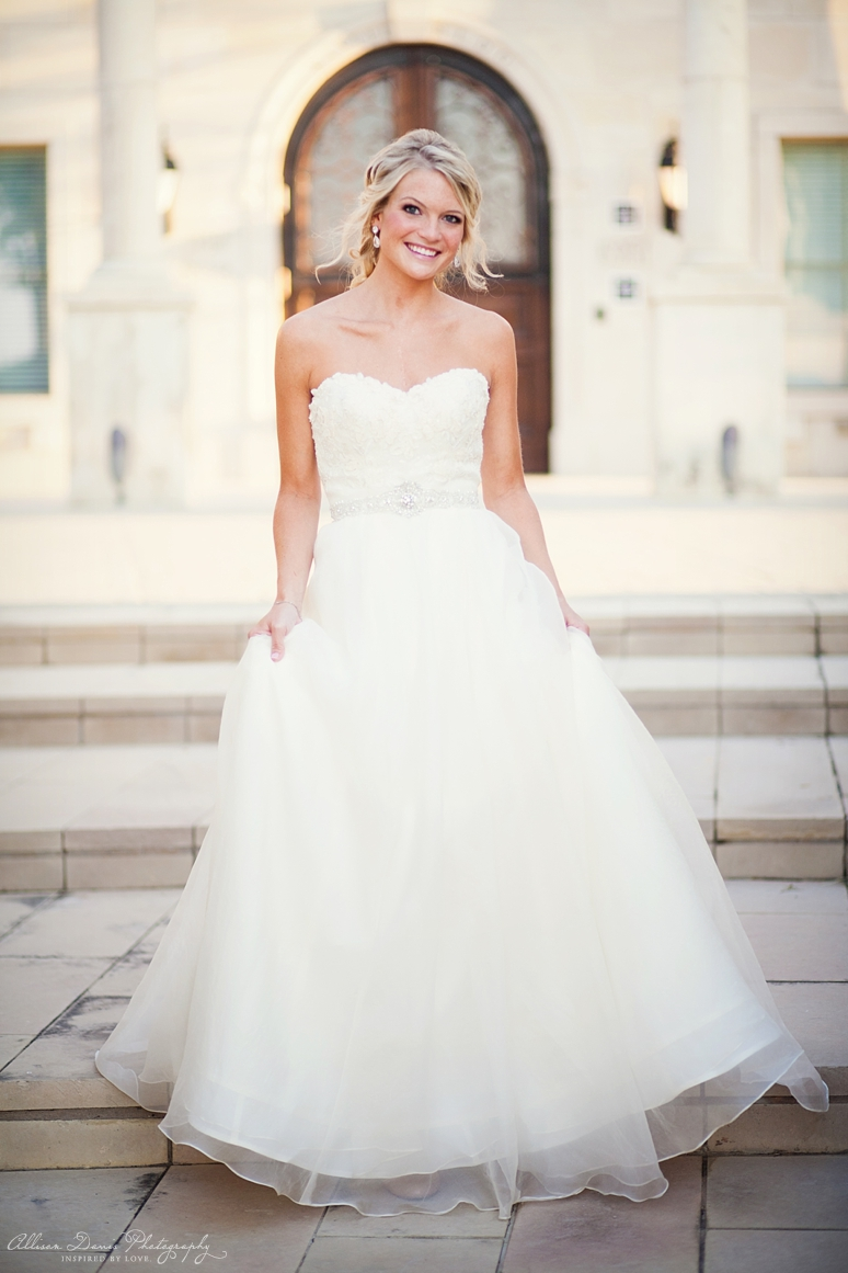 Kellie Bridal Portraits McKinney Adriatica Dallas Wedding photographer Allison Davis Photography  010 <span>Kellie:</span><br/>Bridal Portraits at Adriatica<br/>{Dallas Wedding Photographer}