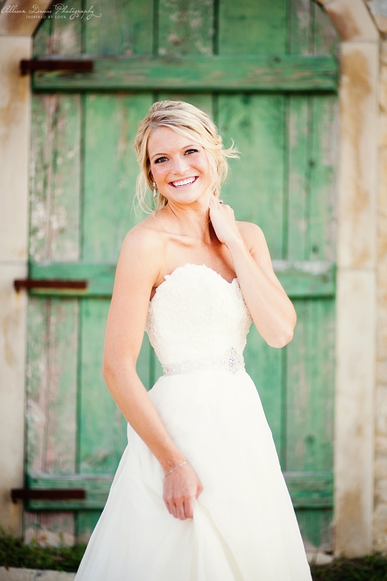 Kellie Bridal Portraits McKinney Adriatica Dallas Wedding photographer Allison Davis Photography  019 <span>Kellie:</span><br/>Bridal Portraits at Adriatica<br/>{Dallas Wedding Photographer}